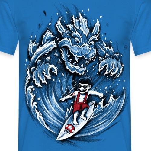 Surfing Mario