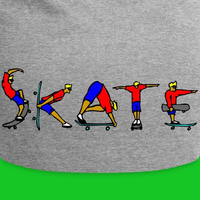 Skate muts