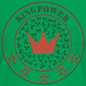 KING POWER T-Shirts - Men's Ringer Shirt