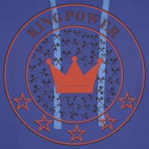 KING POWER Hoodies & Sweatshirts - Men's Premium Hoodie