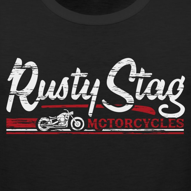 Rusty Stage Motorcycles Vest