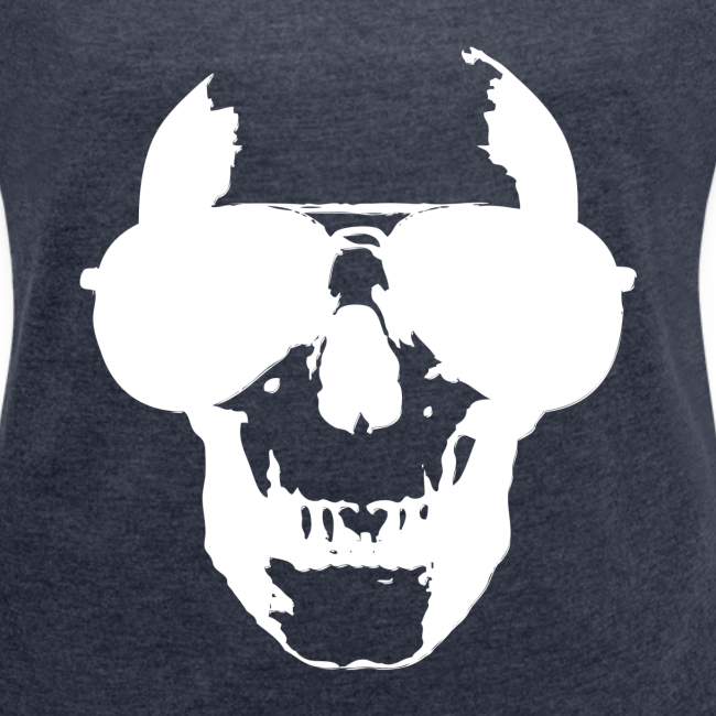 "SKULL GLASSES - ""white"" T-Shirts"