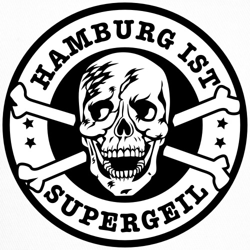 Hamburg Supergeil Shirts