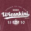 Wiesnkini-T-Hemd Dirndl - Frauen Premium T-Shirt
