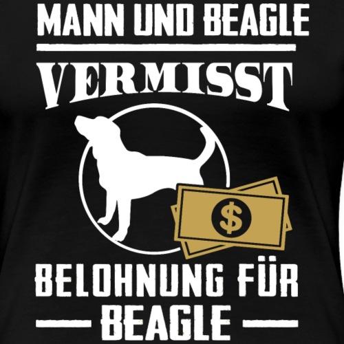 Vermisst Beagle