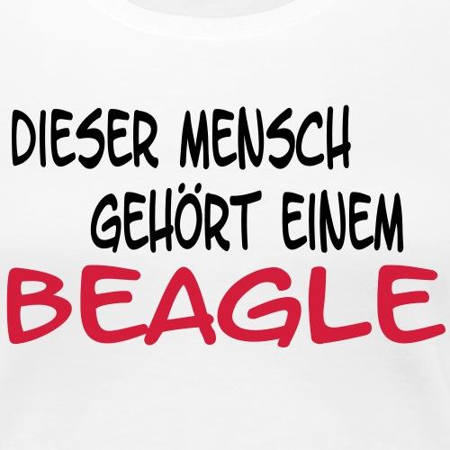 mensch,beagle