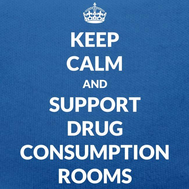 Teddy Bear - Keep Calm and Support DCRs