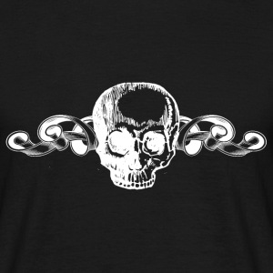 Skull 02 Tee shirts - T-shirt Homme