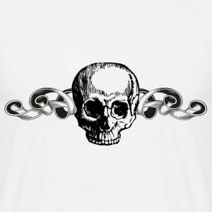Skull 01 Tee shirts - T-shirt Homme