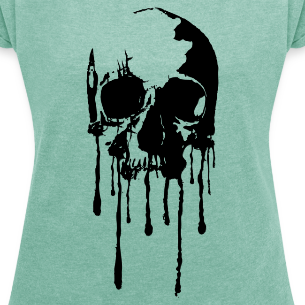 """Skull Drops - """"blak"""" T-Shirts"""