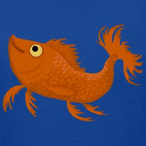 freundlicher Fisch dunkel