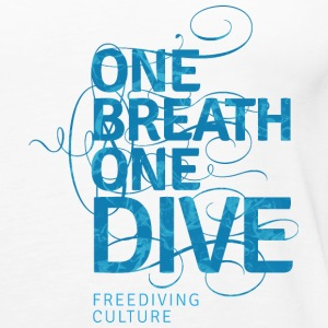 One Breath One Dive - Freediving Culture Tops - Frauen Premium Tank Top