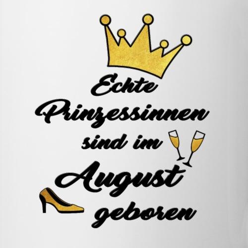 Prinzessin August geboren