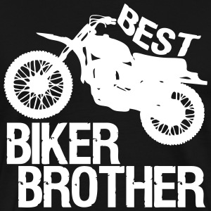 Best Biker Brother T-Shirts - Männer Premium T-Shirt
