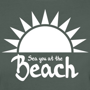 Sea you at the Beach T-Shirts - Frauen Bio-T-Shirt