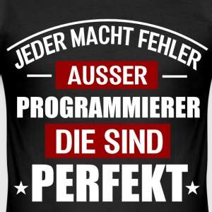 INFORMATIKER T-Shirts - Männer Slim Fit T-Shirt