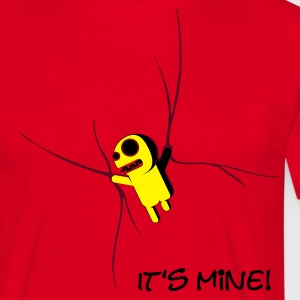 Rood it_is_mine T-shirts - Mannen T-shirt