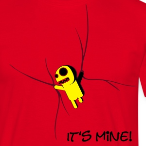Rot it_is_mine T-Shirts - Männer T-Shirt