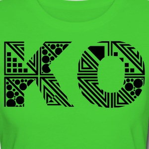 Light green KO Organic Products - Women's Organic T-shirt