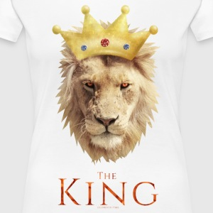 The King Frauen Premium T-Shirt - Frauen Premium T-Shirt