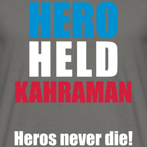 Hero Held Kahraman #Turkey