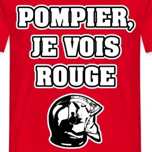 POMPIER, JE VOIS ROUGE - JEUX DE MOTS