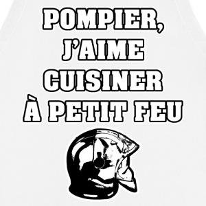 POMPIER, J'AIME CUISINER À PETIT FEU -JEUX DE MOTS