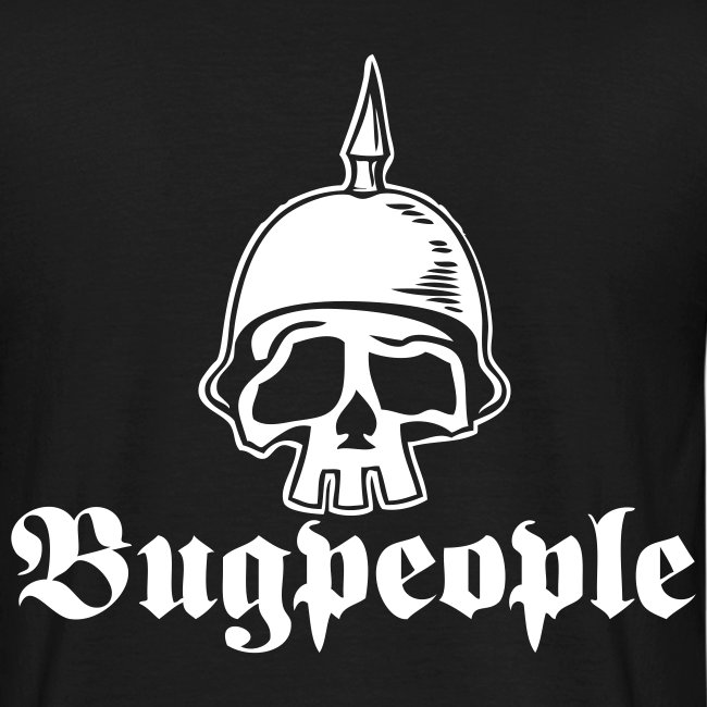 Bugpeople T-shirt