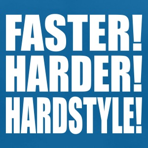 Nero Faster Harder Hardstyle IT Accessori - Bavaglino