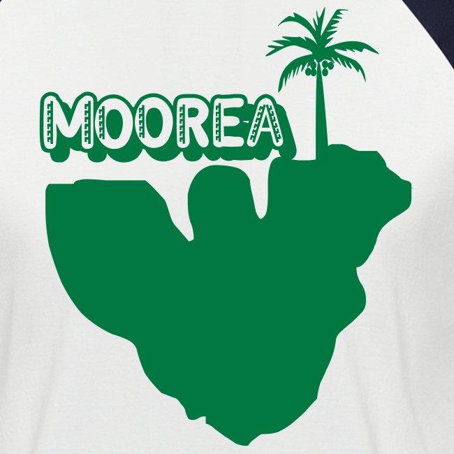 MOOREA COCOTIER T-SHIRT