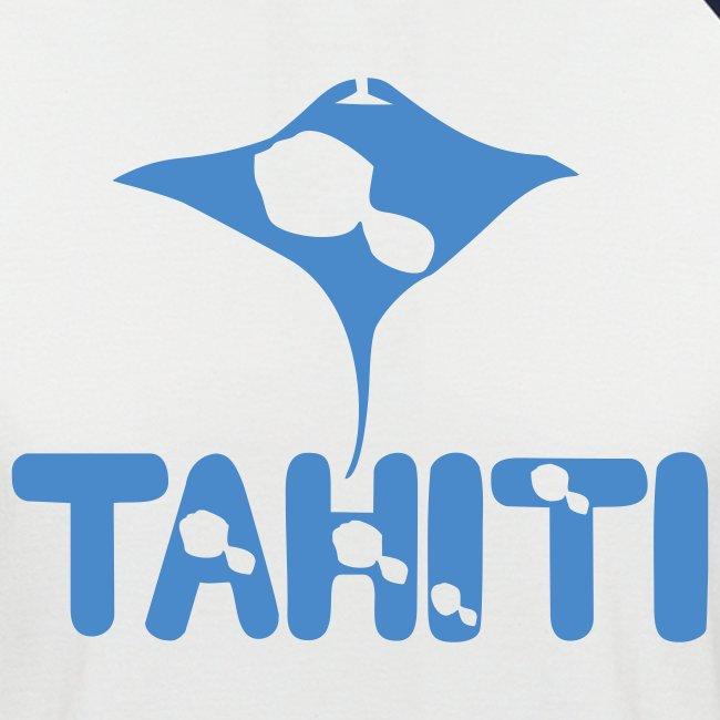 TAHITI MANTA TATTOO T-SHIRT