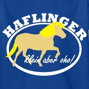 Haflinger - Teenager T-Shirt