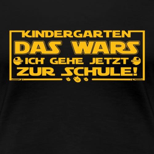 Kindergarten Das Wars