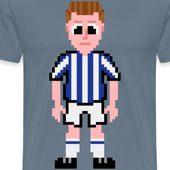 John Coddington Pixel Art T-shirt
