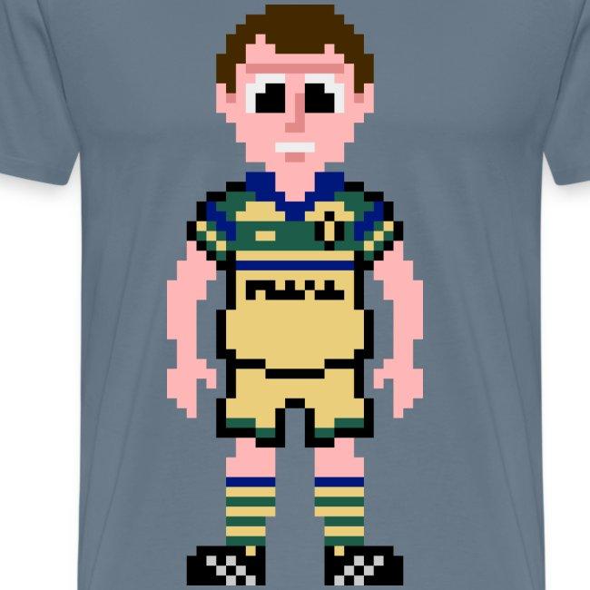 Paul Dalton Pixel Art T-shirt