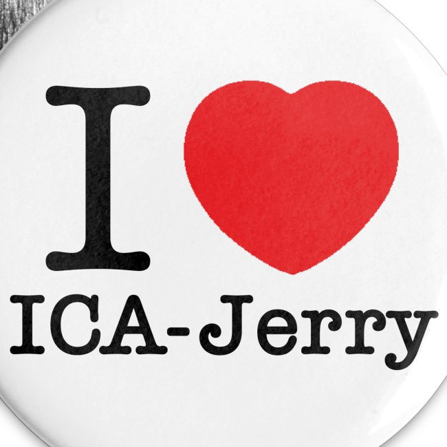 I heart ICA-Jerry Knapp Stor 5-pack