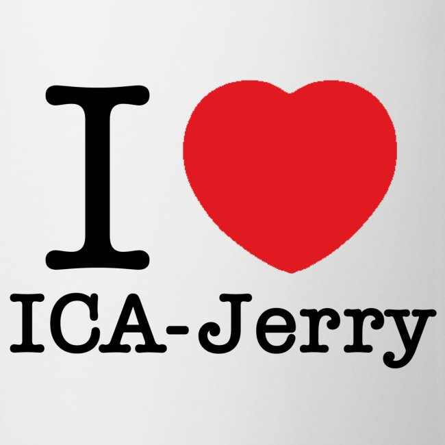I heart ICA-Jerry Mugg