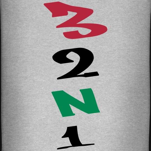 3 Gänge Gears Graffiti V-Form