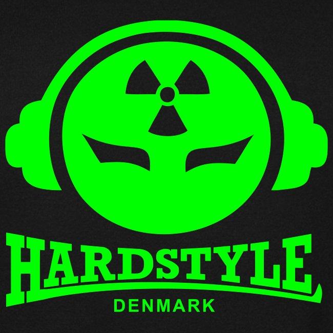 Hardstyle Denmark Head logo