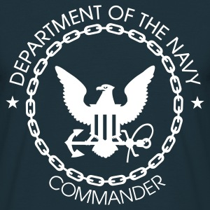 Navy Department seal - eushirt.com T-Shirts - Männer T-Shirt