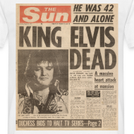 Design ~ King Elvis Dead