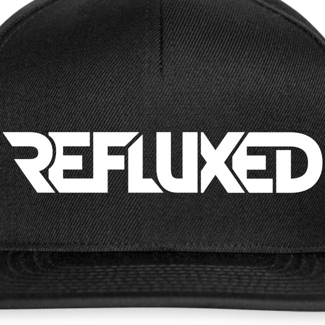 Refluxed 2017 - Text Snapback