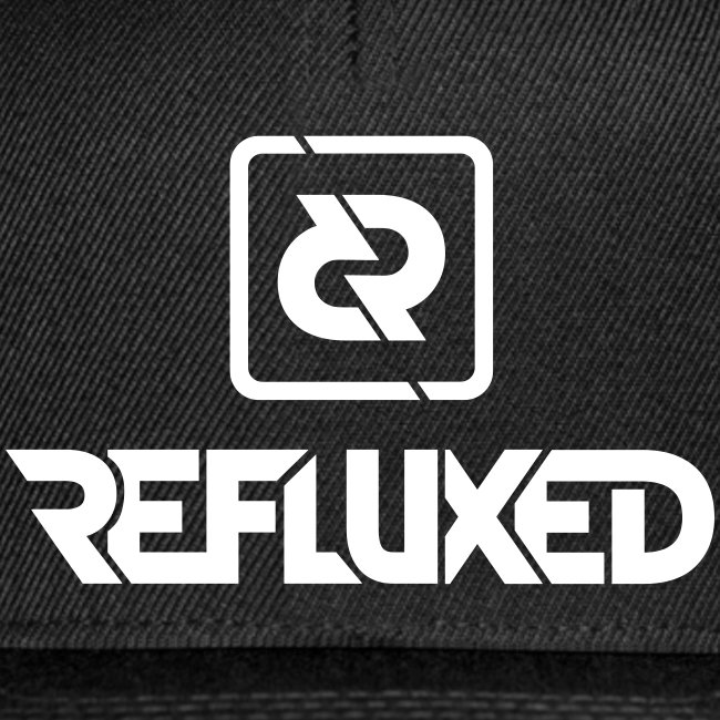 Refluxed 2017 - Full Logo Snapback