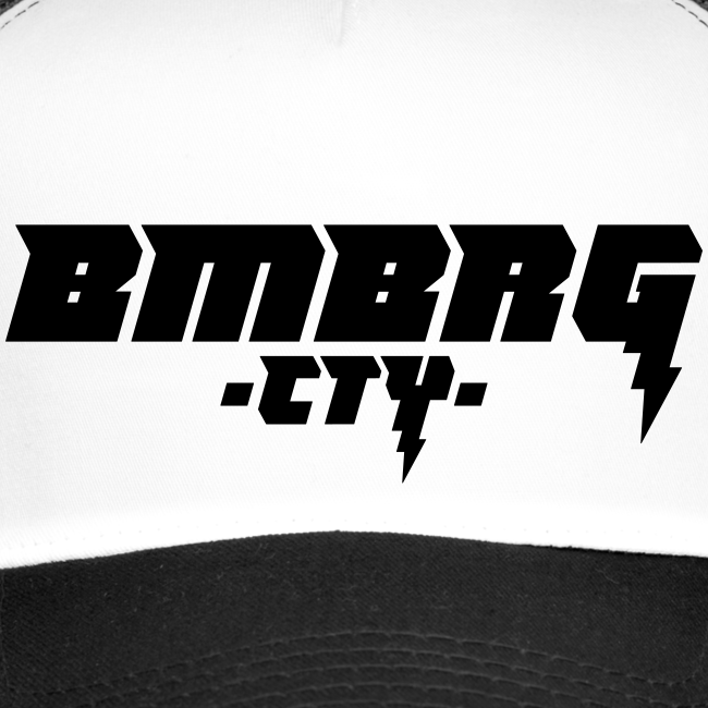 BMBRG Flash - Trucker Cap - #BAMBERG-SHIRT
