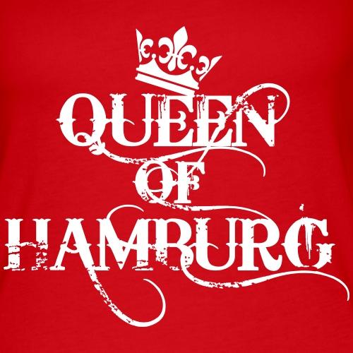 41 Queen of Hamburg Krone Kiez Königin