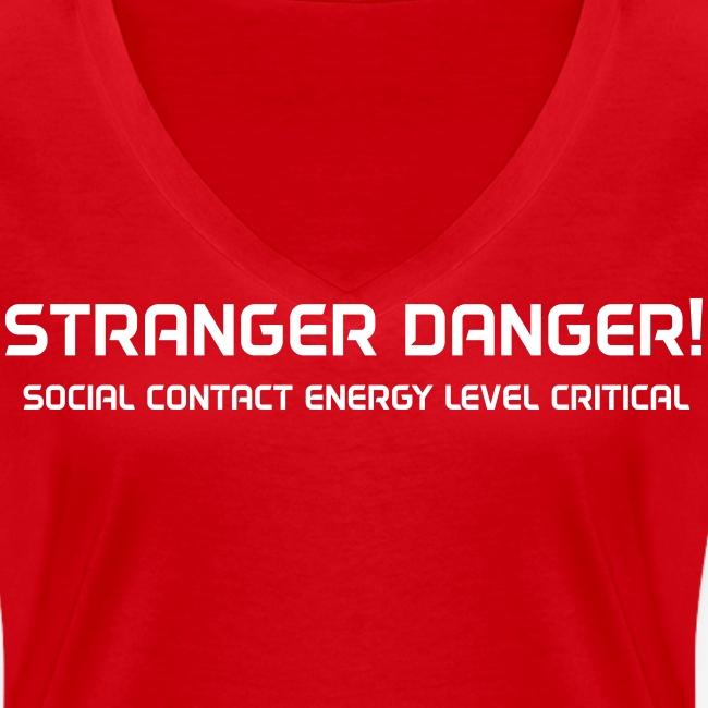 Stranger Danger - v-kaula-aukko