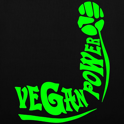 vegan power vector