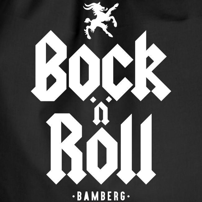 The BnR - Turnbeutel -100%Baumwolle - #BNRBBG