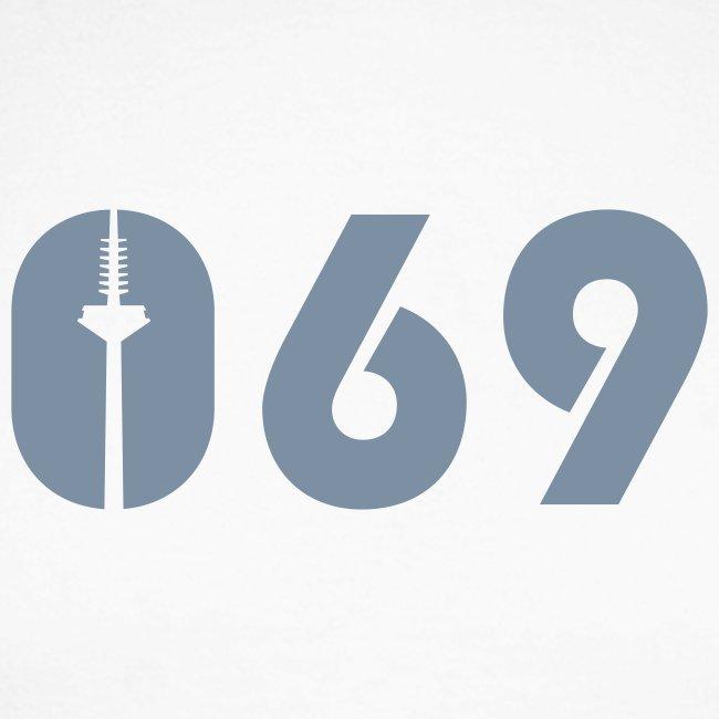 069 LONGSLEEVE SILBER-MATT