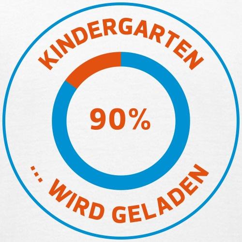 Kindergarten wird geladen 02